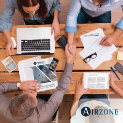 Corsi Airzone: Prodotti e Servizi Airzone Italia