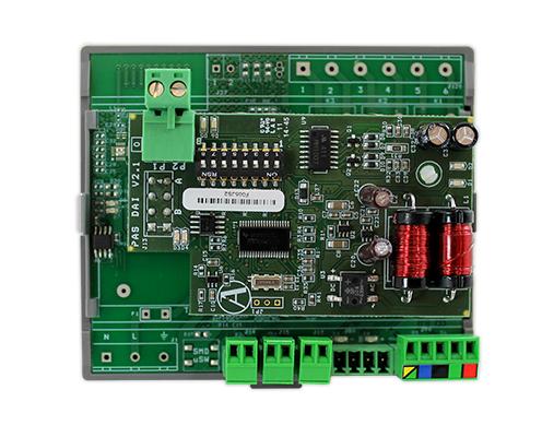 Modulo individuale radio, interfaccia Hitachi RPI