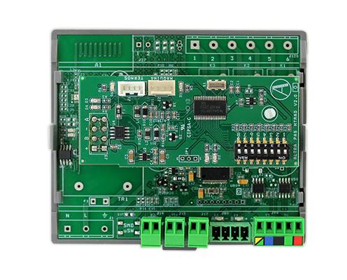 Modulo individuale radio, interfaccia Hitachi RAD