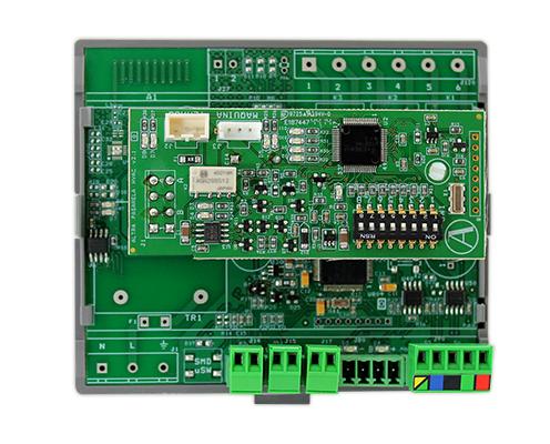Modulo individuale radio, interfaccia Fujitsu