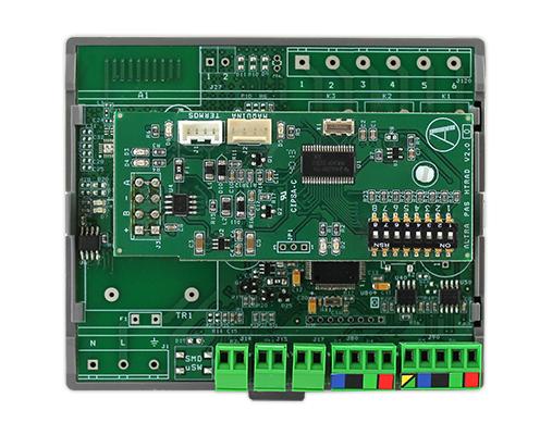 Modulo individuale cablato, interfaccia Hitachi RAD