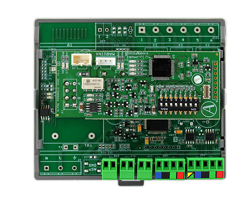 Modulo individuale cablato, interfaccia Fujitsu