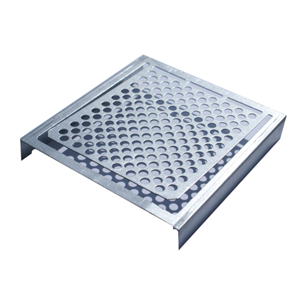 Deflettore per griglia