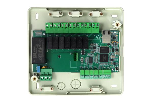 Centrale di controllo di produzione Cloud Airzone Ethernet