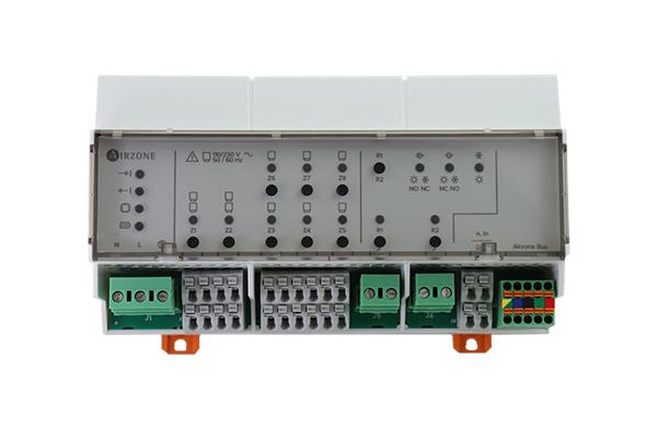 MODULO DI CONTROLLO AIRZONE RADIANT365 PER VALVOLE CABLATE 110/230V VALC