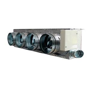 Easyzone IAQ Standard + VMC IB8 Aermec