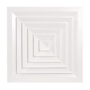 Diffusore quadrato