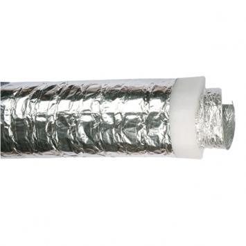 Tubo flessibile in alluminio isolato da Ø 152 mm